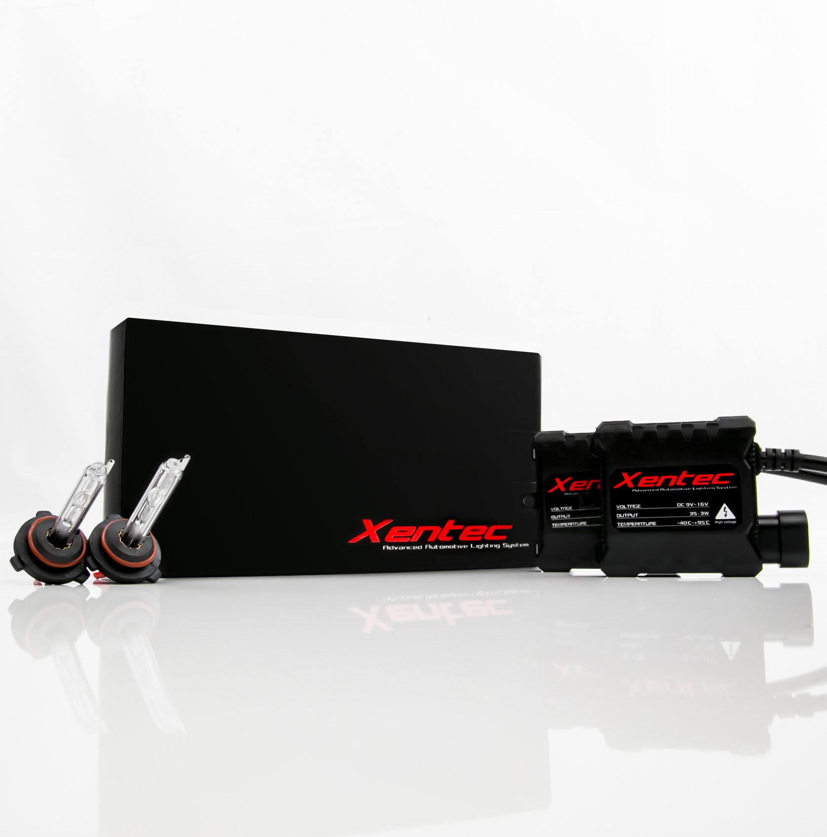 Xentec Xenon Light HID Kit H11 H8 H9 for 3000K 5000K 6000K 8000K 10000K 30000K